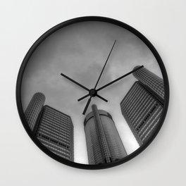 Renaissance Center  Wall Clock