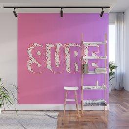 Sure Wall Mural