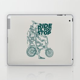 Ride or Don't! Laptop & iPad Skin