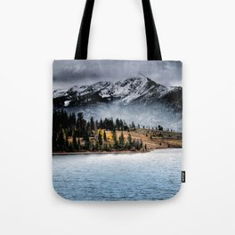 October Morning Tote Bag