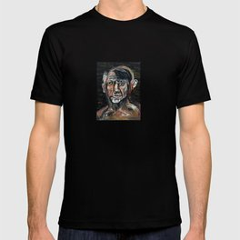 Perverted Little Man (Pablo Picasso, oil on canvas) T-shirt