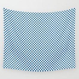 Skydiver Polka Dots Wall Tapestry