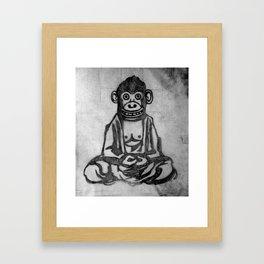 Buddha Framed Art Print