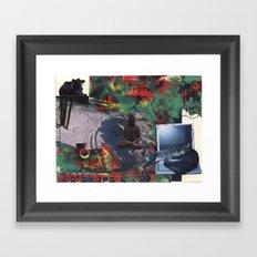 Dreaming of Winter Framed Art Print