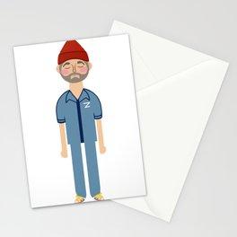 Steve Zissou 1 Stationery Cards