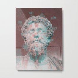 Marcus Aurelius Metal Print