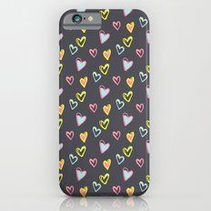 Rosewall love iPhone 6s Slim Case