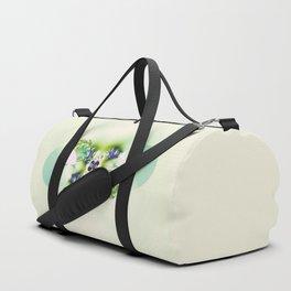 Decorated Infinity Citrus Duffle Bag