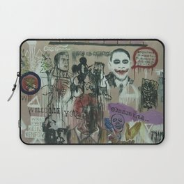 Mexican wills Laptop Sleeve