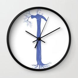 hammer tree Wall Clock