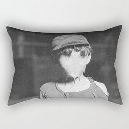 Lost Innocence Rectangular Pillow