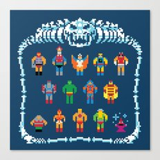 Heroic Masters of the Universe Canvas Print