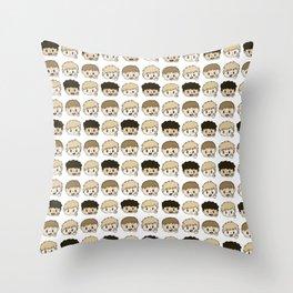 5sauce Throw Pillow