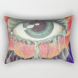 Eyeyeye Rectangular Pillow