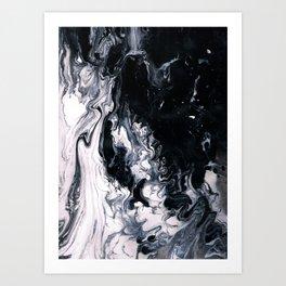 Confliction  Art Print