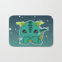 Kawaii Baby Dragon Bath Mat