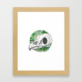 Bubo (Owl) Framed Art Print