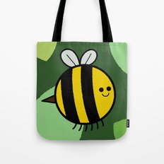 Cutesy Crawlies — Bumblebee Tote Bag