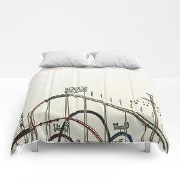 Funfair Duesseldorf Comforters