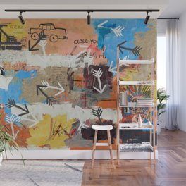 Arrows Pointed At You Wall Mural