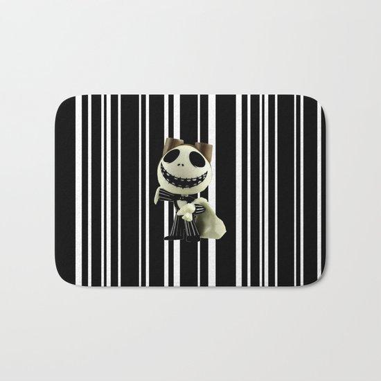 Halloween Prisoner | Jack | Christmas | Nigthmare Bath Mat