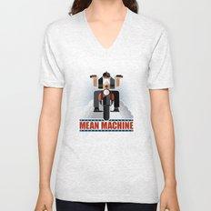 Mean Machine Unisex V-Neck