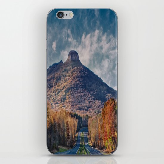 Pilot Mountain by scotthervieux