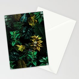 TROPICAL GARDEN VIII Stationery Cards