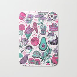 Basic Witch II Bath Mat