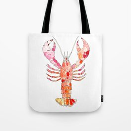 Lobster Tote Bag