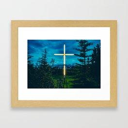 Husavik Framed Art Print