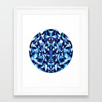 focus Framed Art Prints featuring Focus by Anai Greog