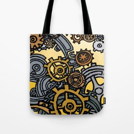 QUARTER TO FOUR Tote Bag