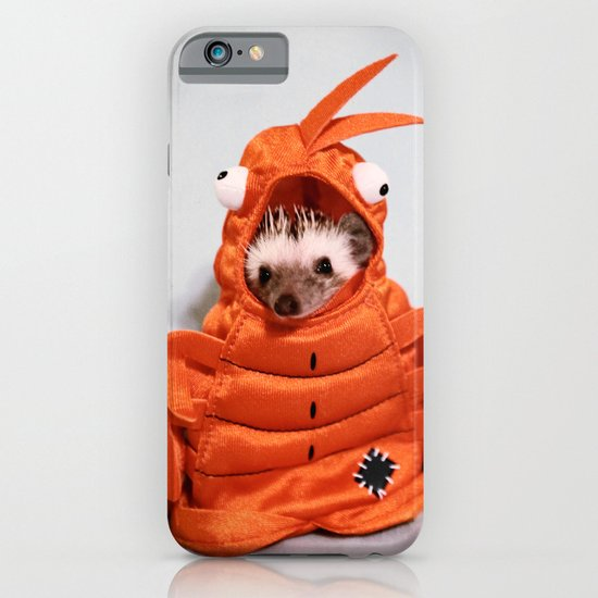 Incognito Hedgehog iPhone & iPod Case