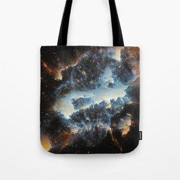 Nebula NGC 5189 Tote Bag