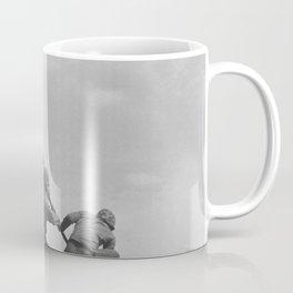 Iwo Jima Flag World War 2 Vintage Coffee Mug