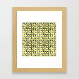 Cockatiel Art Framed Art Print