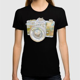 TRAVEL CAN0N T-shirt