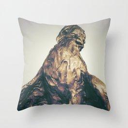 O'Eagle Throw Pillow