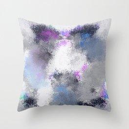 Galatic Light Throw Pillow