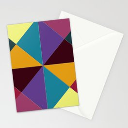Abstract #310 Stationery Cards