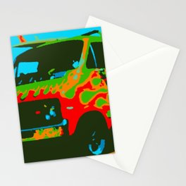 Surf Wagon Stationery Cards