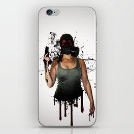 Bellatrix iPhone Skin