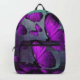 BUTTERFLY PURPLE Backpack