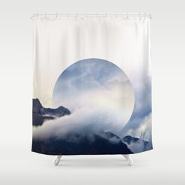 Daydreaming. Shower Curtain