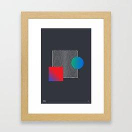 Relatives 26 Framed Art Print