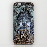 baroque iPhone & iPod Skins featuring Baroque by Кaterina Кalinich