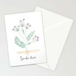 Siembra Amor Stationery Cards
