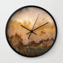 Idaho Gem Stone 6 Wall Clock