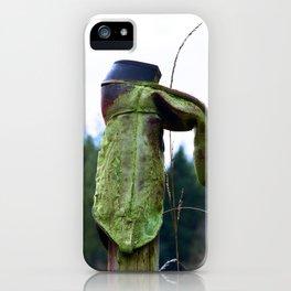 Cowboy Hanger iPhone Case